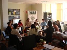 Red de Economía Alternativa y Solidaria de Extremaudura celebra su asamblea anual